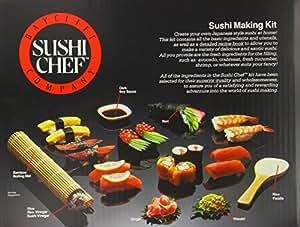 Baycliff Company Sushi Chef 3 Making Kit