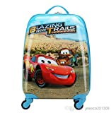 Kids Trolley Suitcase (Car Theme)