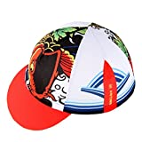 Samgoo Koi Rot Im Freien Berg Autobahn Atmungsaktiv Leibeserziehung Functional Polartec Wärme Radmütze Rennmütze Retro Hat