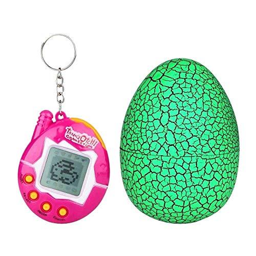 tamagotchi uovo dinosauro uovo giocattolo gioco bambini animali regalo natale animaletto virtuale crack colorato