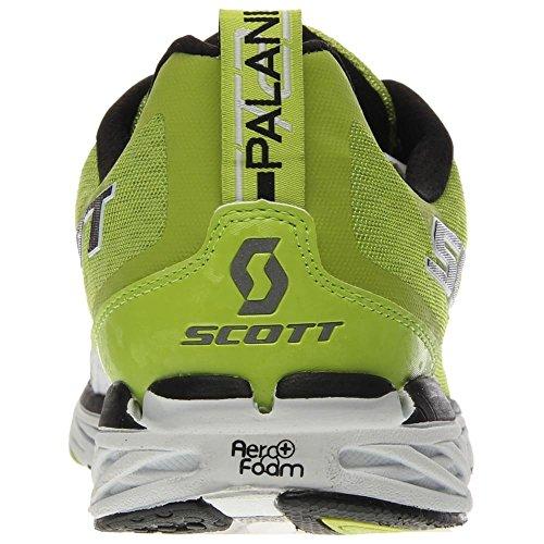 Scott T2 Palani 2.0 Blanc Vert Vert