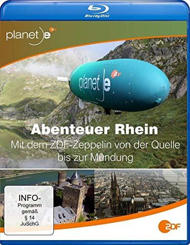 Abenteuer Rhein - Mit dem ZDF-Zeppelin von der Quelle bis zur Mündung [Blu-ray]