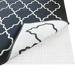 casa pura Teppich Rutsch Stopp: Teppichunterlage Rutschfest | Anti-Rutsch Matte für Teppiche, Läufer UVM. | einfach zuschneidbar | Reach zertifizierter Gleitschutz | viele Größen (150 x 240 cm)