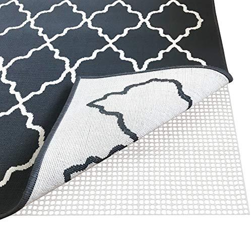 casa pura Teppich Rutsch Stopp: Teppichunterlage Rutschfest | Anti-Rutsch Matte für Teppiche, Läufer UVM. | einfach zuschneidbar | Reach zertifizierter Gleitschutz | viele Größen (180 x 200 cm)
