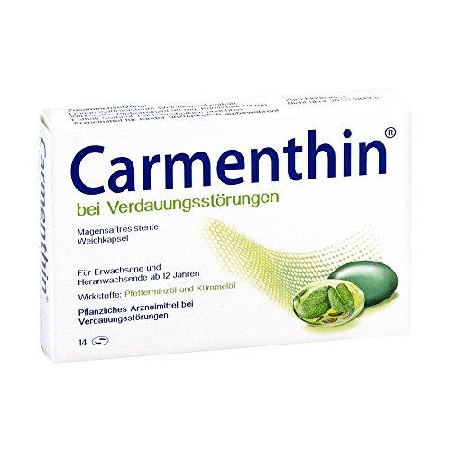 Carmenthin bei Verdauungsstörungen 14 stk