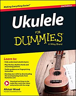 Ukulele For Dummies by [Wood, Alistair]
