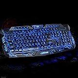 Kaiyu Tastiera retroilluminata per tastiera con retroilluminazione e tastiera desktop