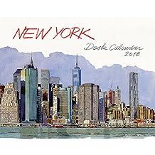 FRE-NEW YORK DESK CAL 2018