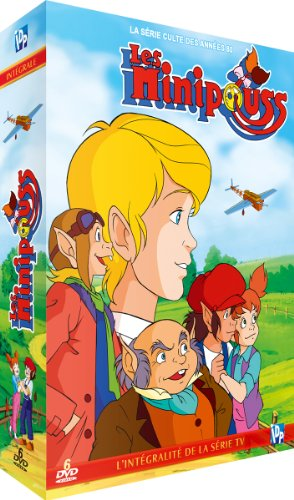 Les Minipouss-Intégrale de la série TV (Coffret 6 DVD)