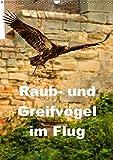 Raub- und Greifvögel im Flug (Wandkalender 2016 DIN A3 hoch): Faszinierende Raub- und Greifvögel in der Luft beobachtet (Planer, 14 Seiten) (CALVENDO Tiere)