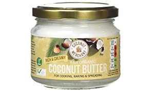Coconut Merchant Organic Coconut Butter Rich and Creamy 300 ml