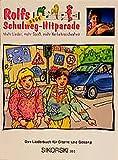 Rolfs neue Schulweg-Hitparade, Das Liederbuch