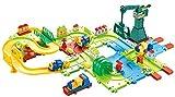 #5: Saffire City Construction 03 Train Set with Movable Crain