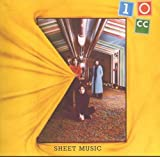 Sheet Music Import, Original recording remastered edition by 10cc (2000) Audio CD