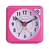 Reloj despertador de cuarzo Acctim Pink Bentima Inget