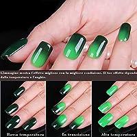 Joligel Esmalte en Gel de Uñas para Manicura UV LED Camaleón Semipermanente Soak-off,