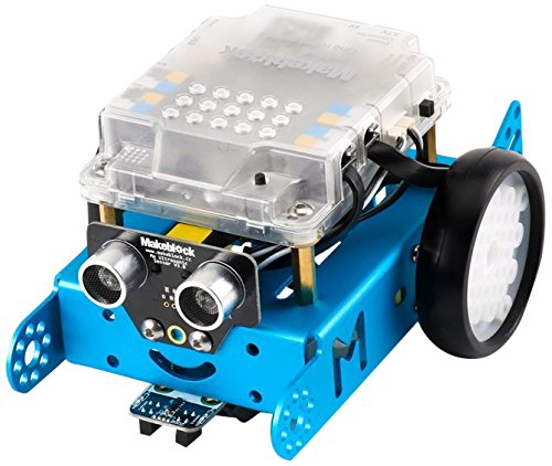 51gH%2B4lzK9L - Makeblock mbot V1.1 Bluetooth Robot Educativo interactivo programable Coding con Scratch