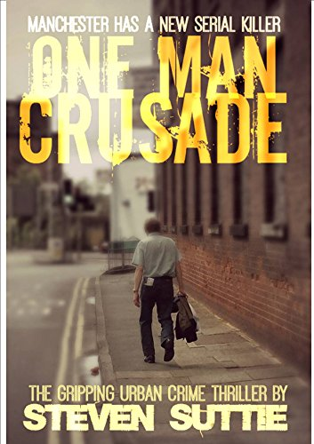 One Man Crusade : DCI Miller 1: Manchester's grittiest serial killer thriller with an unforgettable twist (English Edition) Womens Nicole Miller