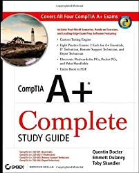 CompTIA A+ Complete Study Guide: Exams 220-601 / 602 / 603 / 604 by Quentin Docter (2006-10-30)