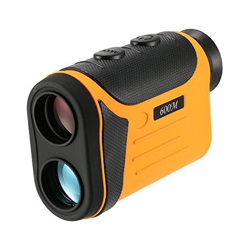 Lixada Télémètre Outdoor Compact 8X Télémètre Laser de Golf Détecteur Télémètre Mesureur...