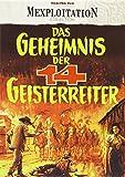 Das Geheimnis der 14 Geisterreiter - Los Diablos del Terror [Blu-ray] [Import allemand]