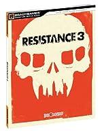 Resistance 3 Signature Series Guide de BradyGames