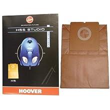 HOOVER SACCO CARTA H55 COMPATIBILE MODELLI STUDIO