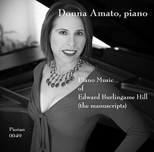 Piano Music of Edward Burlingame Hill