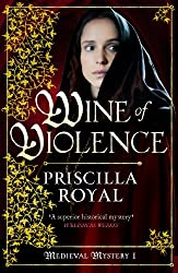 Wine of Violence (Medieval Mystery Book 1)