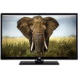 JVC LT-24VH42J 61 cm (24 Zoll) Fernseher (HD ready, Triple Tuner)