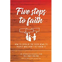Five Steps to Faith