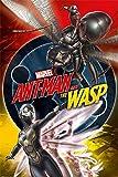 Up Close Poster Marvel Ant-Man and The Wasp - Unite (61cm x 91,5cm) + Un Joli Emballage Cadeau