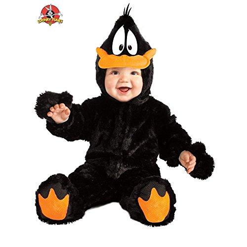 Daffy Duck Kostüm für Baby ()