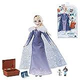 Disney ELSA Puppe mit Schatztruhe Eiskönigin | Frozen | Hasbro C3383