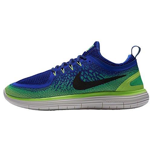 Nike Free RN Distance 2, Scarpe Running Uomo Blau