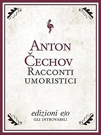 ANTON CECHOV RACCONTI Umoristici Cd Audiolibro EUR 11,00