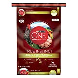 Purina ONE SmartBlend Dry Dog Food, True Instinct, Grain Fee Formula with Chicken & Sweet Potato, 12.5-Pound Bag by Purina ONE
