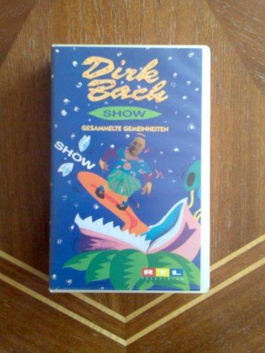 Preisvergleich Produktbild Dirk Bach Show - Gesammelte Gemeinheiten Folge 1 [VHS]