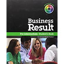 Business Result DVD Edition: Pre-intermediate: Student's Book Pack with DVD-ROM: Student's Book with Interactive Workbook
