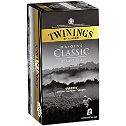 Twinings Classic Assam Tea, 25 Tea Bags