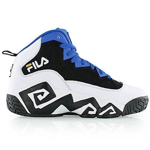 fila-zapatillas-para-hombre-black-white-prince-blue-42