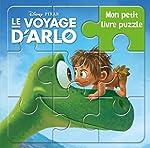 Le Voyage d'Arlo, MON PETIT LIVRE PUZZLE de Disney Pixar