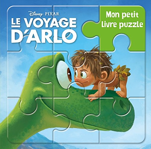 Le Voyage d'Arlo, MON PETIT LIVRE PUZZLE