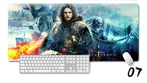 IGZNB Juego De Tronos Speed Gaming Mouse Pad |800