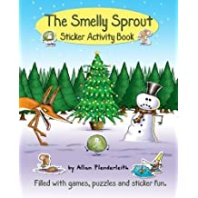 The Smelly Sprout Sticker Activity Book