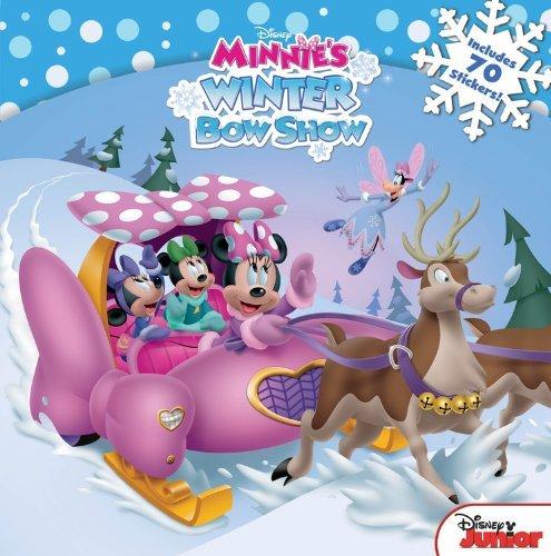 Minnie Minnie's Winter Bow Show by Disney Book Group (2014-09-16)