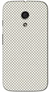 Timpax protective Armor Hard Bumper Back Case Cover. Multicolor printed on 3 Dimensional case with latest & finest graphic design art. Compatible with Motorola Moto -G-2 (2nd Gen )Design No : TDZ-22642