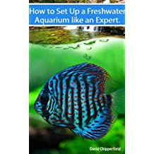 Freshwater Aquariums: How to Set Up One Like an Expert (Aquarium and Turtle Mastery Book 2)