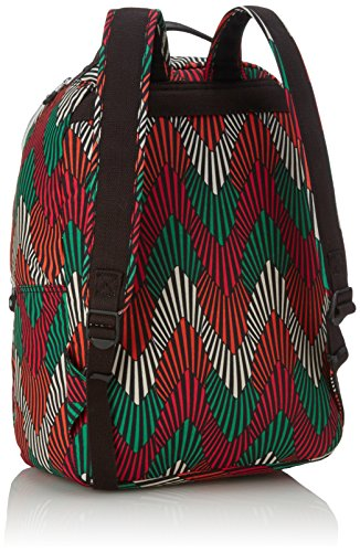 Kipling - CLAS SEOUL - Grand sac à dos - Jungle Dot Play - (Multi-couleur) Tropic Palm CT