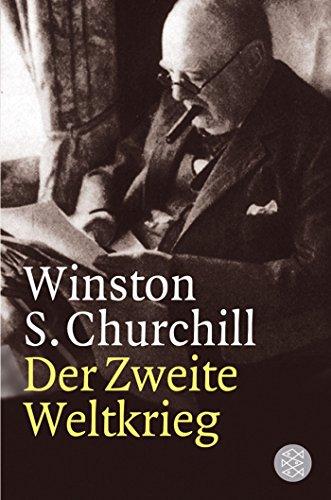 Buchseite und Rezensionen zu 'Der Zweite Weltkrieg' von Winston Churchill